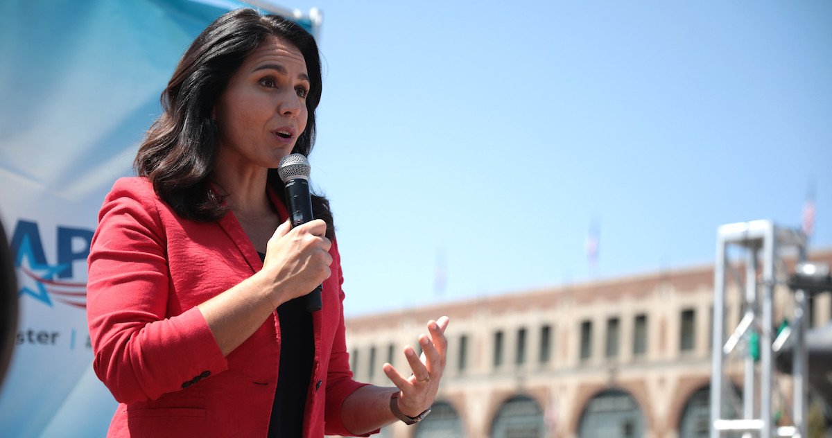 Is Tulsi Considering An Independent Presidential Run?