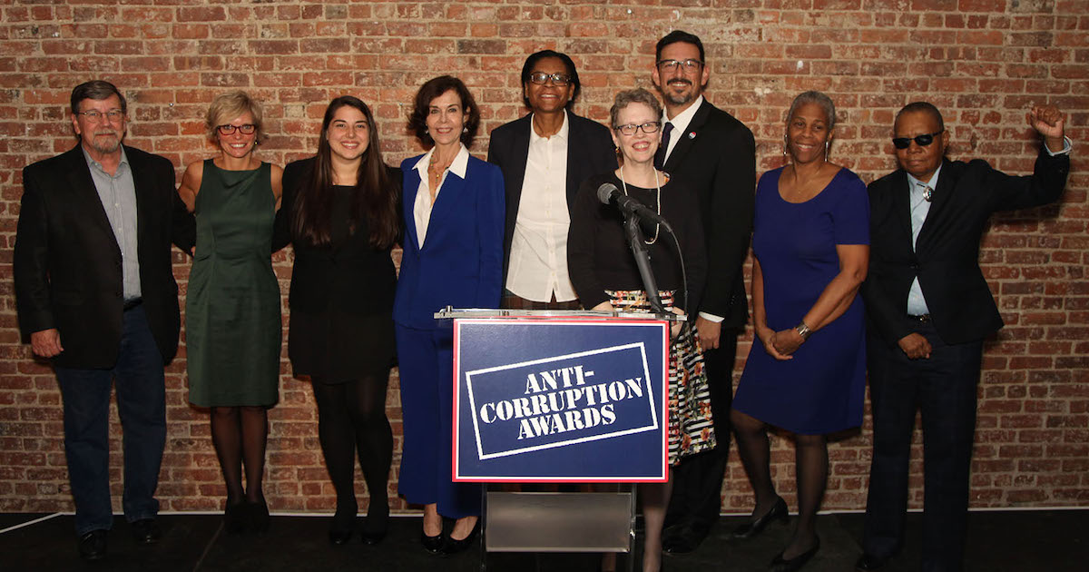 2019 Anti-Corruption Awards Honors Three Political Disrupters | Independent Voter News