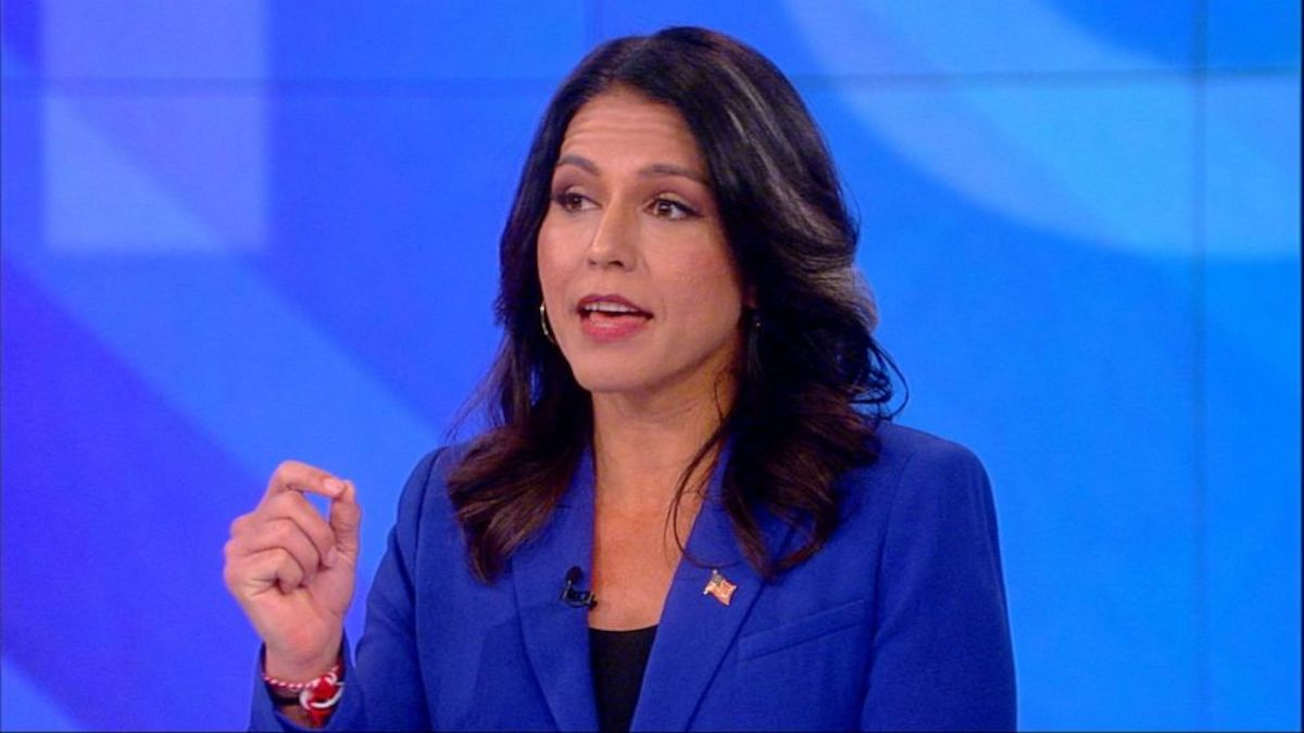 I Voted For Trump; Now I Support Tulsi Gabbard