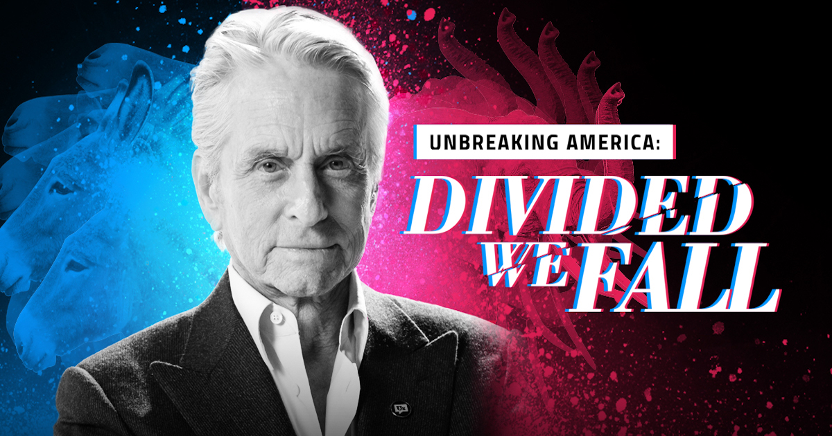 Michael Douglas: America's Political System Has Been Hijacked
