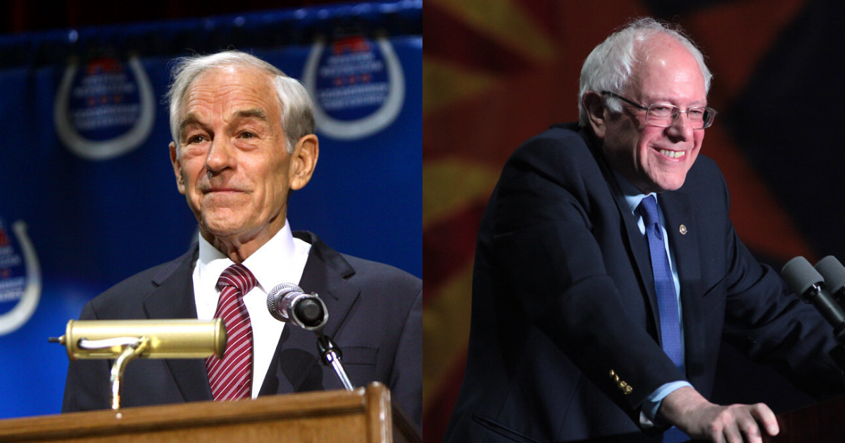 The Brain of an Independent, from Ron Paul to Bernie Sanders
