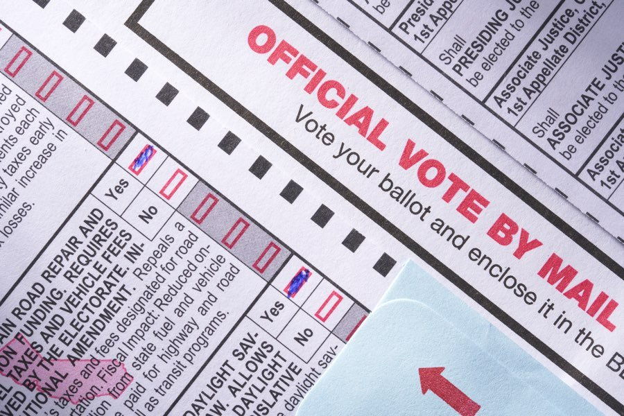 New Study Concludes Neutral Partisan Effects of Vote at Home