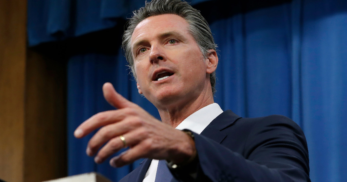 California's Economy Will Not Reopen Soon Gov Newsom Says