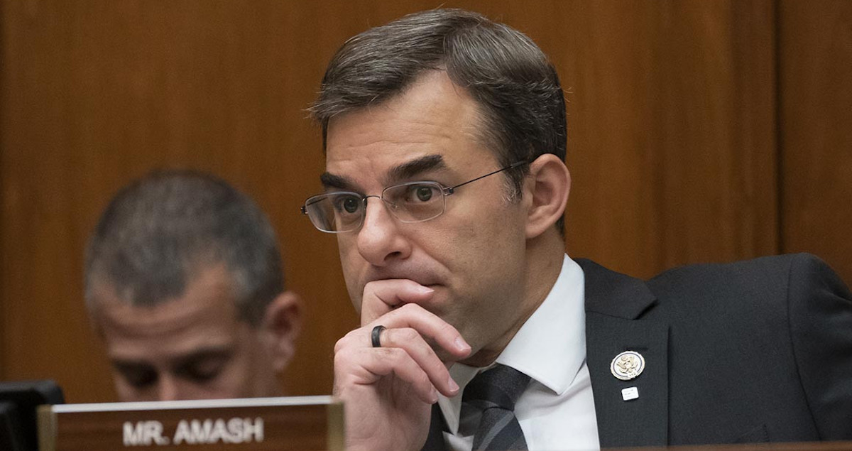 Amash's Candidacy Underscores Failures of the Two-Party System