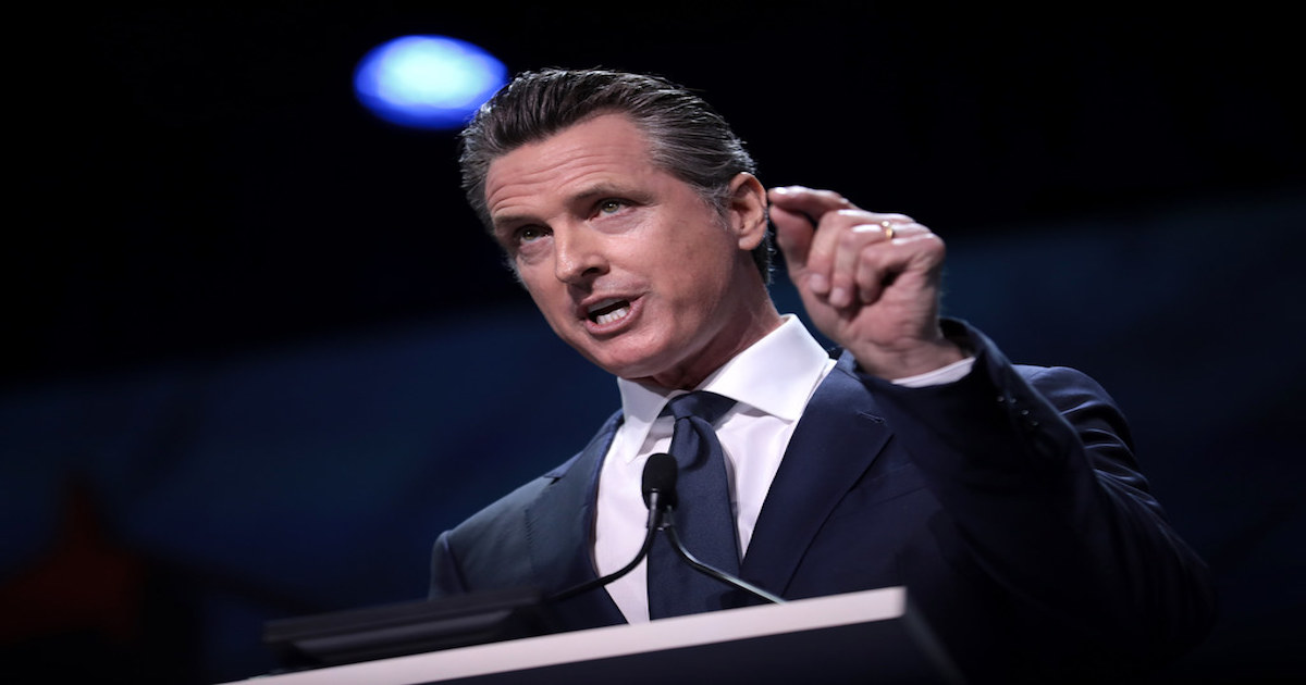 California Lockdown Protesters Send Loud Message to Gov. Newsom: 'The Decision to Re-Open the State is Ours'