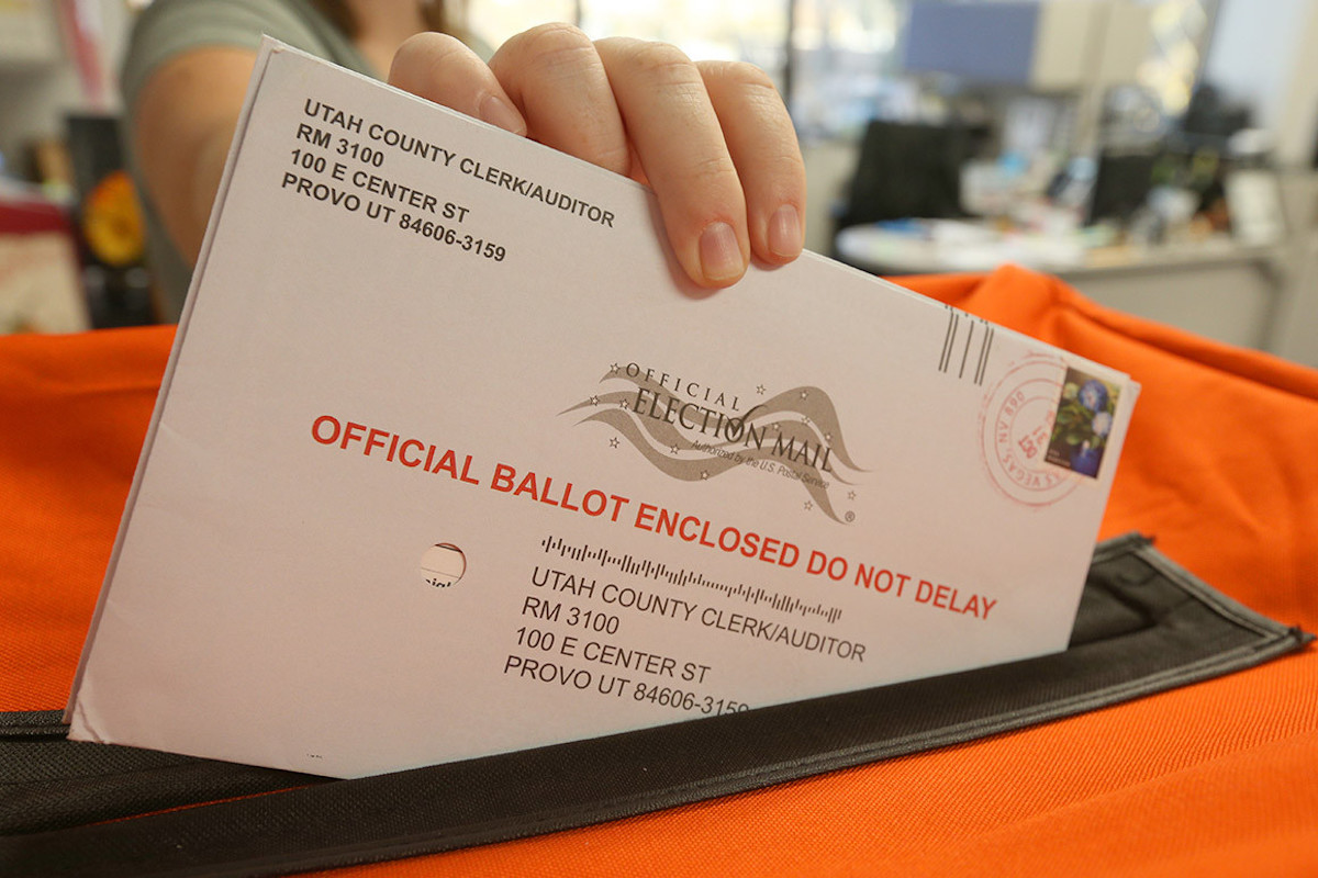 Real Clear Politics Op-Ed Falsely Claims 28 Million Mail-In Ballots Went Missing