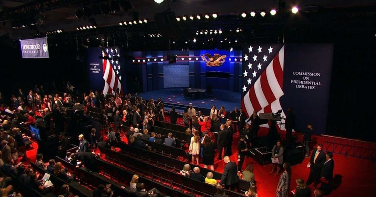 DC Court Rejects Evidence of Rigged Two-Party Bias in Presidential Debates