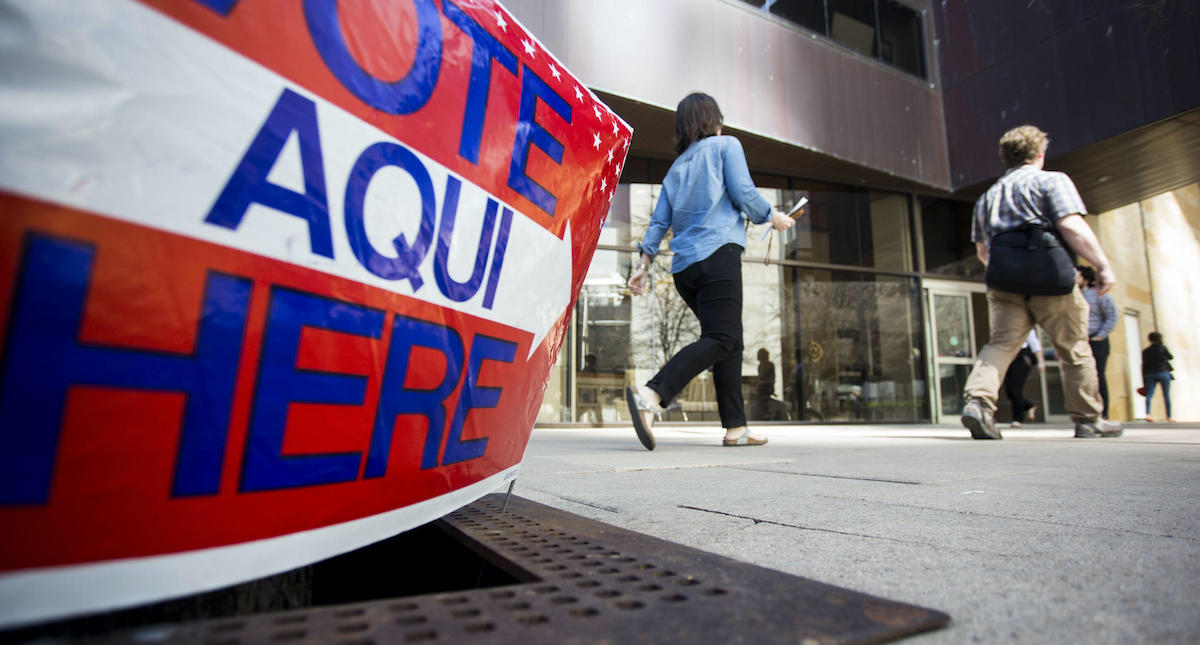 Straight-Ticket Voting Won't Return to Texas in 2020 | Independent Voter News