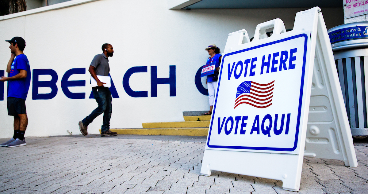 Damaging Democracy in Florida: What Are Phantom Candidates?   Independent Voter News