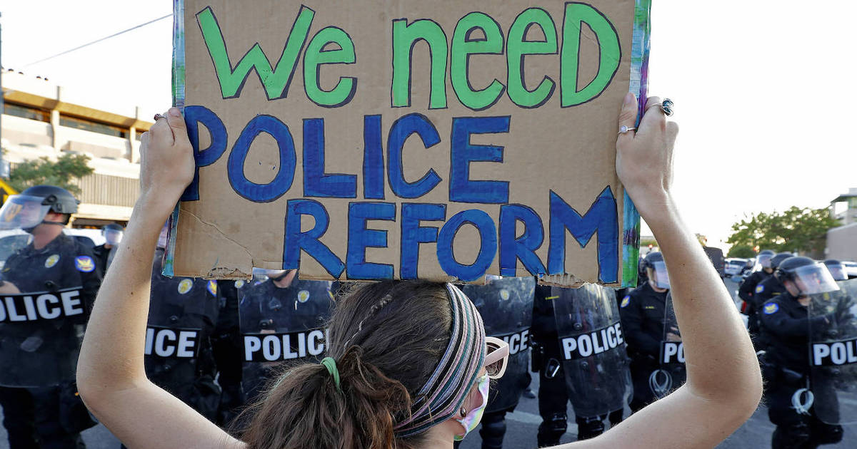 A National Database: The Nonpartisan Solution to Police Misconduct