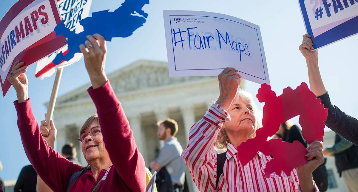4 States Get Closer to Advancing Anti-Gerrymandering Initiatives to November Ballot | Independent Voter News