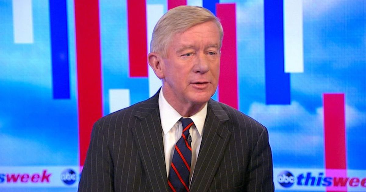 Former GOP Presidential Candidate Bill Weld Joins Mass. Ranked Choice Voting Campaign