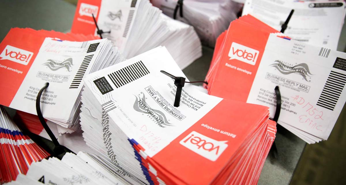 Want to Vote By Mail? Anti-Corruption Group Launches Resource to Counter Disinformation and Confusion   Independent Voter News