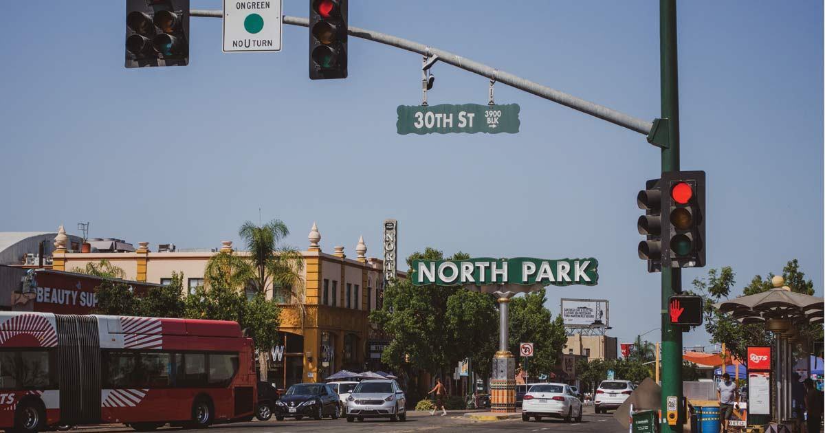North Park's 30th Street Beyond Lanes, Litigation and Lifestyle