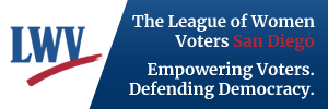 League of Women Voters San Diego