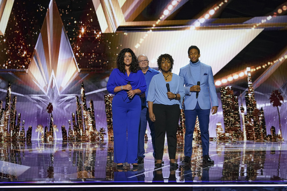 San Diego's Homeless Voices Matter on 'America's Got Talent'