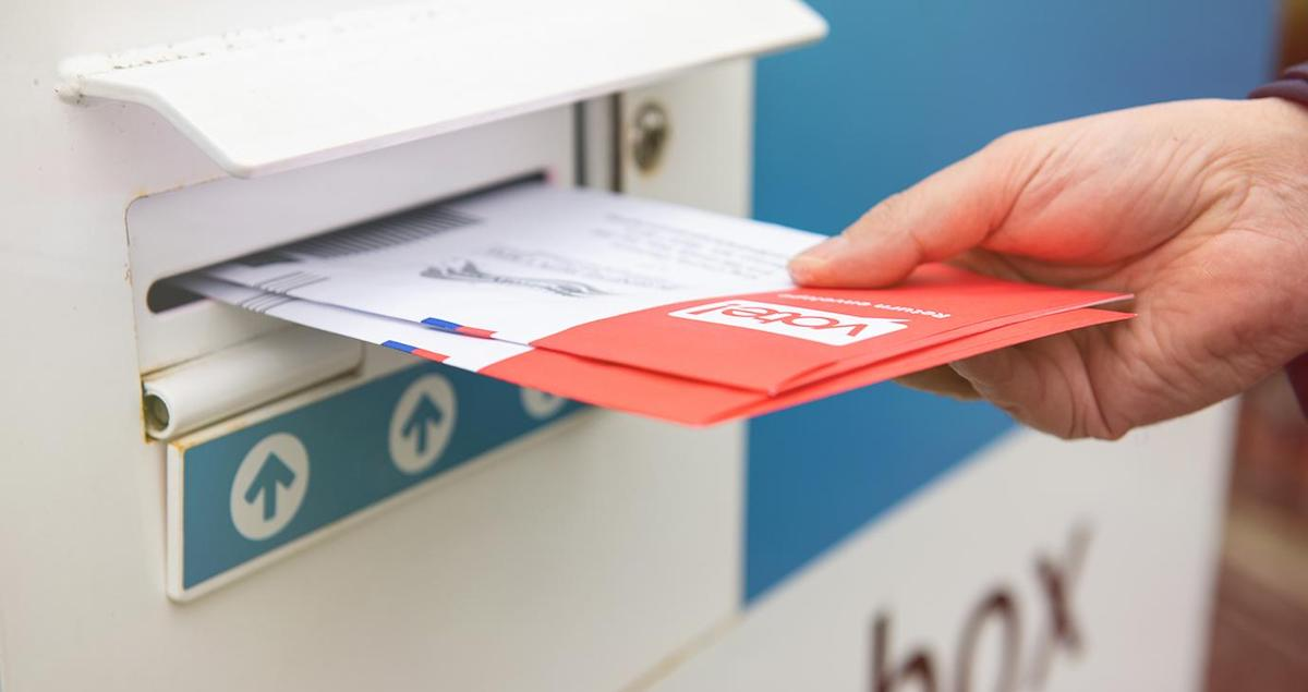 Number of States that Require Non-COVID Reasons to Vote by Mail Drops to 5