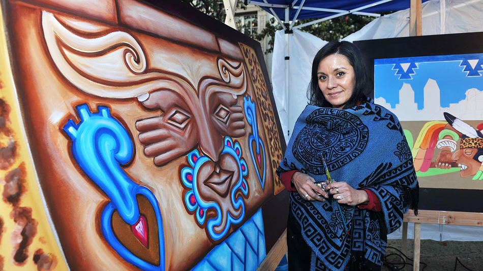 Barrio Logan Artists Respond to Pandemic's Challenges with Resilience