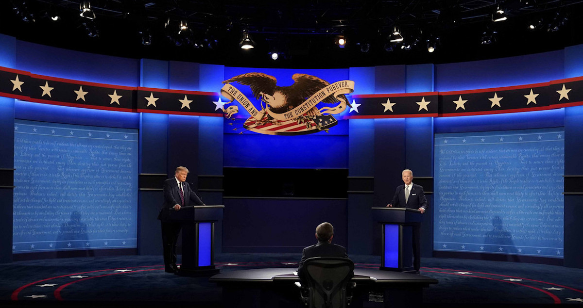 The Two-Party System's Failure Opens Door for Independent Debate