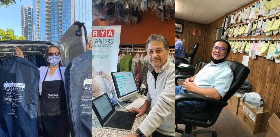 Minority-Owned Dry Cleaners See Business Dry Up