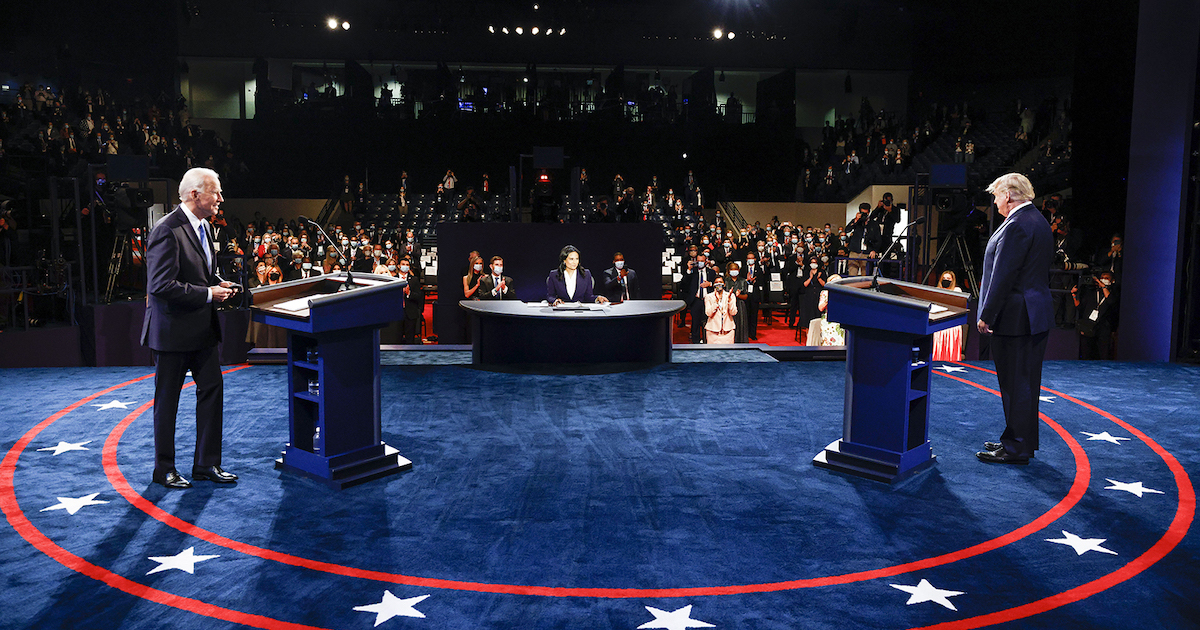 Who Should Run the Presidential Debates? | Independent Voter News