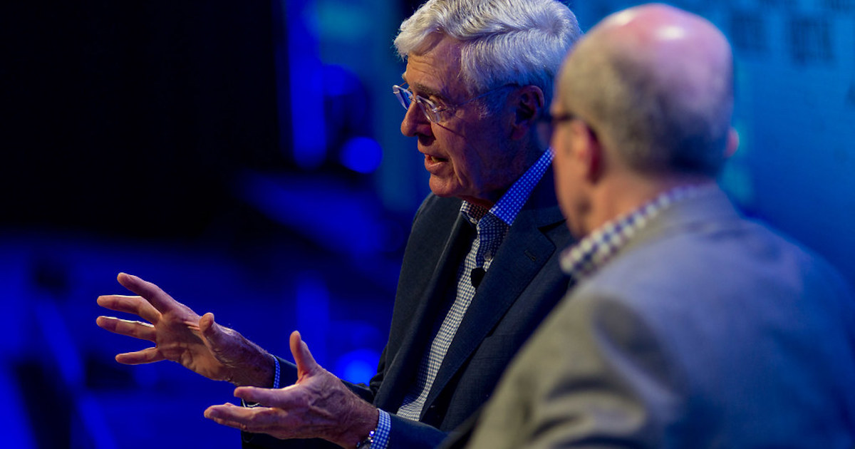 "Charles Koch: ""Boy, Did We Screw Up"""