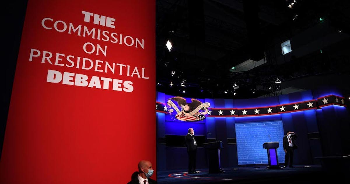 Presidential Debates: Ineffective or Informative?