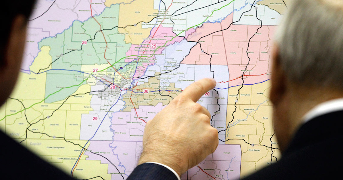Funny Ed Helms Short Shows Just How Unfunny Gerrymandering Is