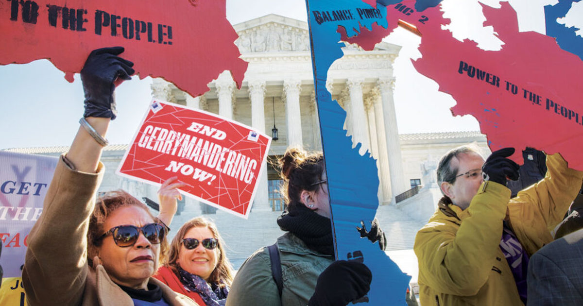 5 News Articles to Read Now That Gerrymandering Efforts Are Underway