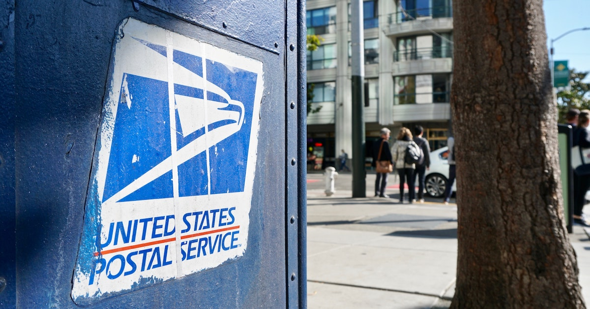 Recently Confirmed USPS Governor Amber McReynolds Discusses the Mail and In-Home Voting