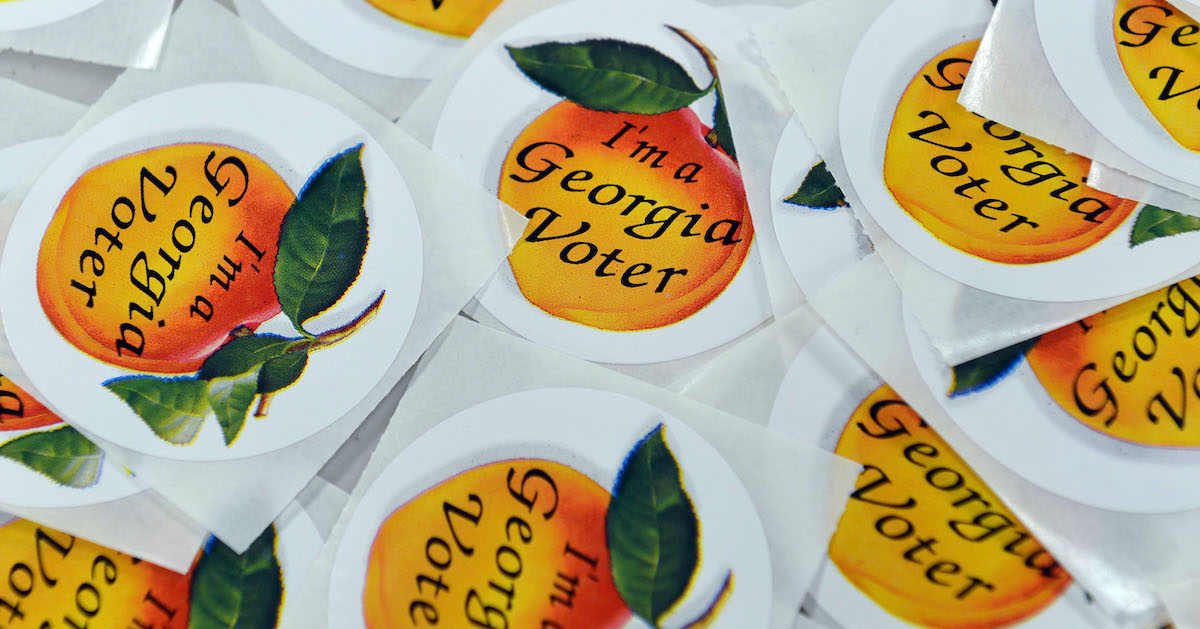 Voter Purge or Maintenance: 100,000 Voters to be Removed from Georgia's Rolls | Independent Voter News
