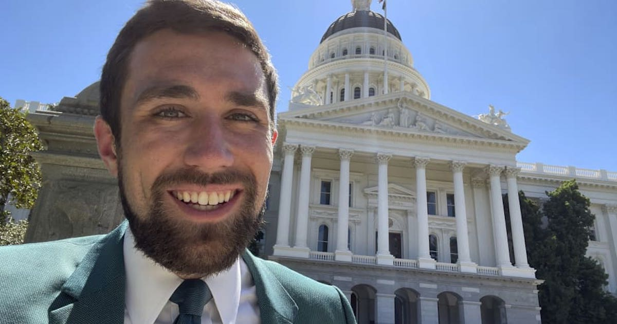 The Surprise Democrat Who Could Win California's Recall Election