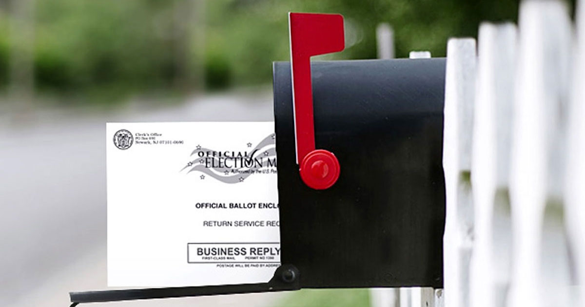 Report: Surge In Mail-In Voting In 2020 Didn't Lead to Increase in Ballot Rejections