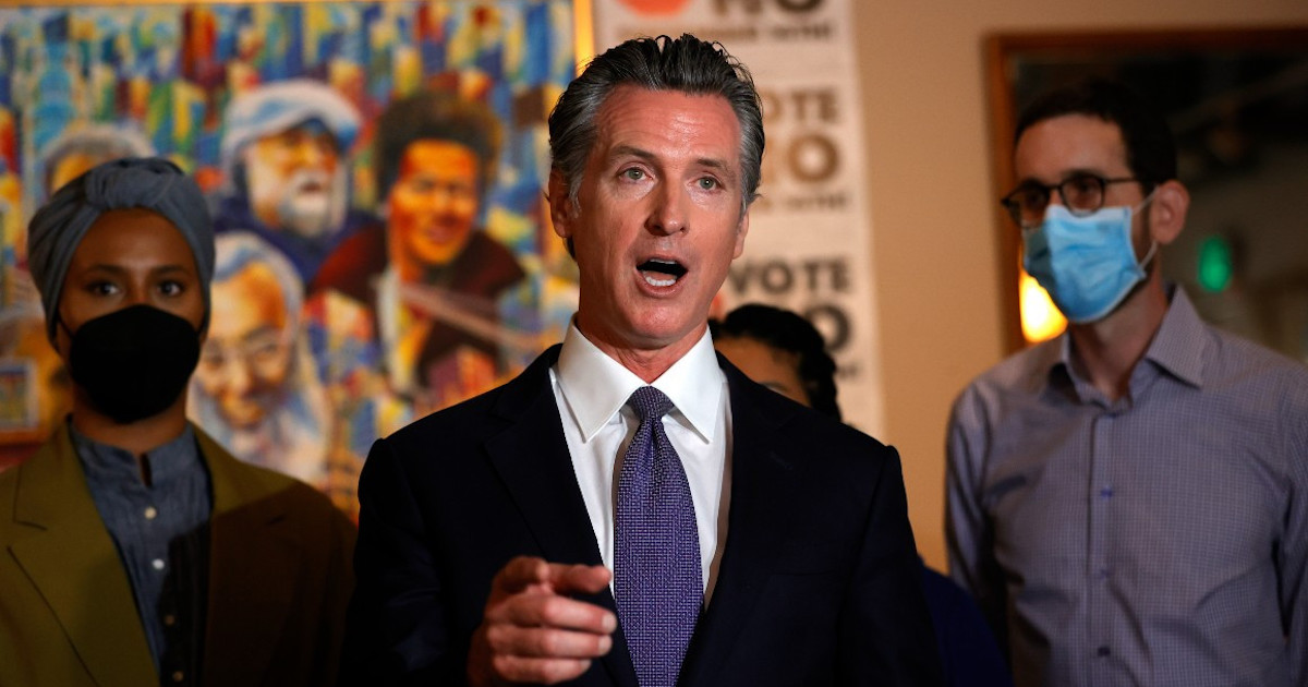 Is the California Recall a Partisan Ploy?