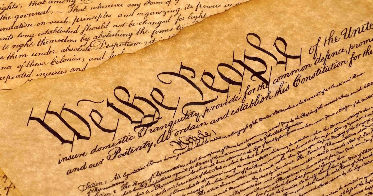 Is The Constitution In Crisis… Or Did It Create One?