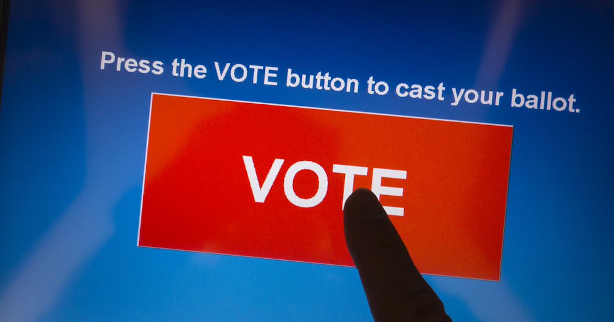 Should Election Day Be A National Holiday?