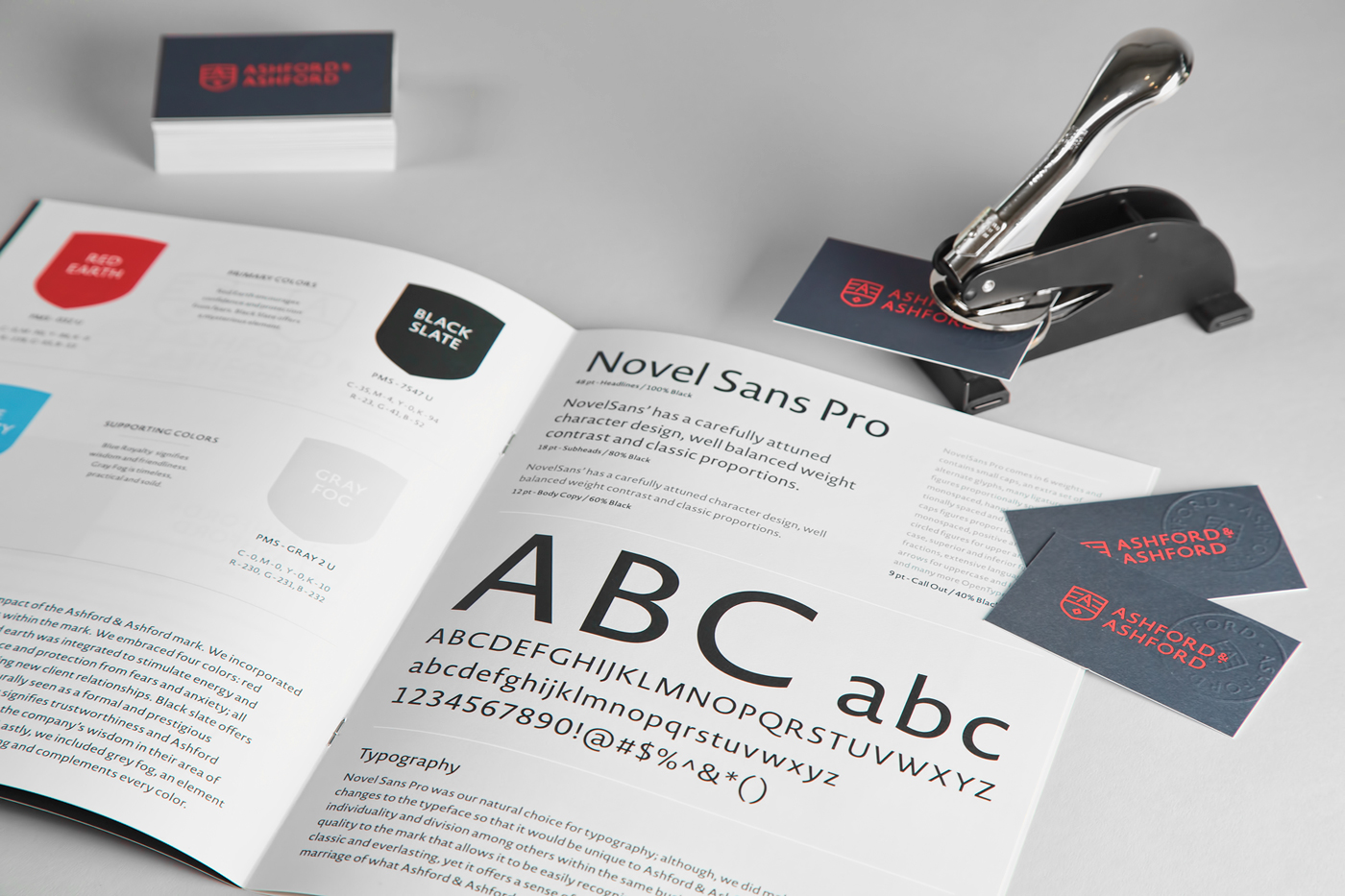 A graphic design print application
