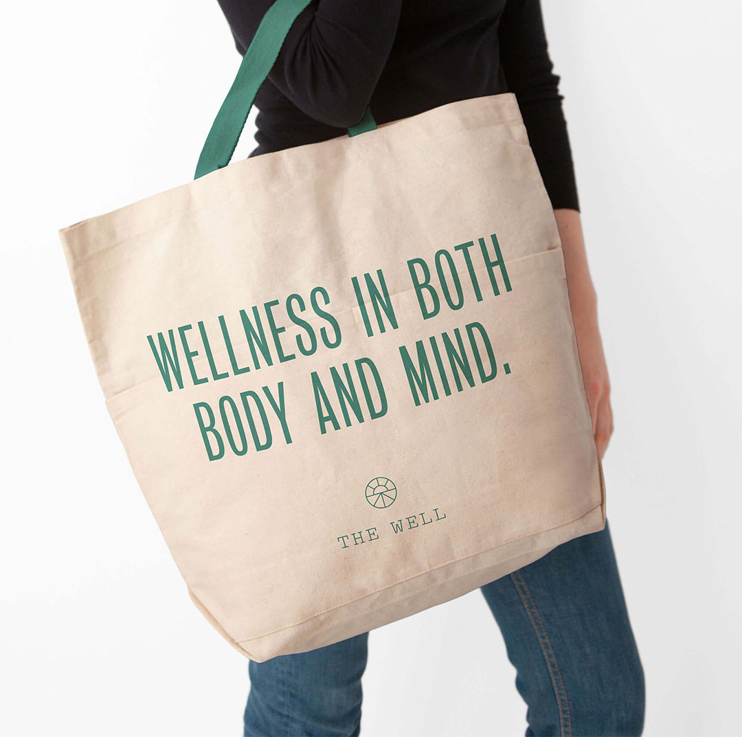 The Well Tote