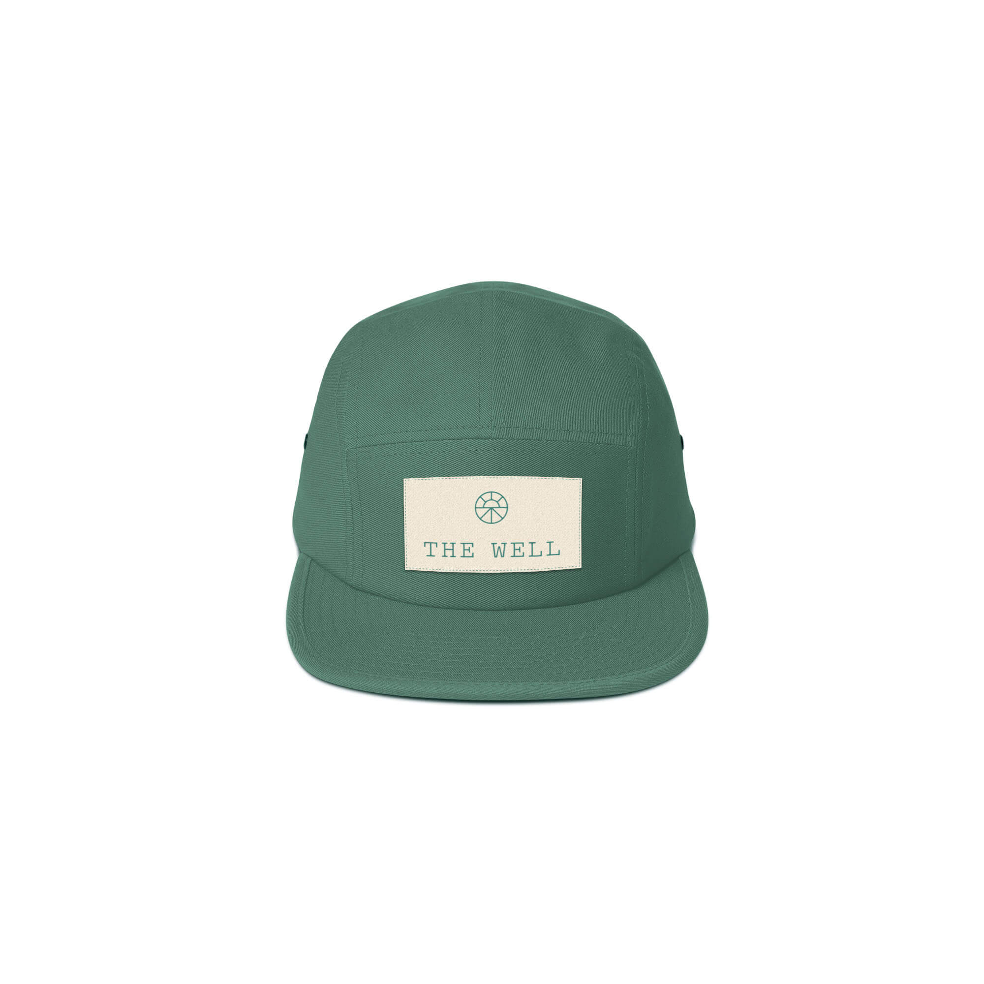 The Well 5 Panel Cap