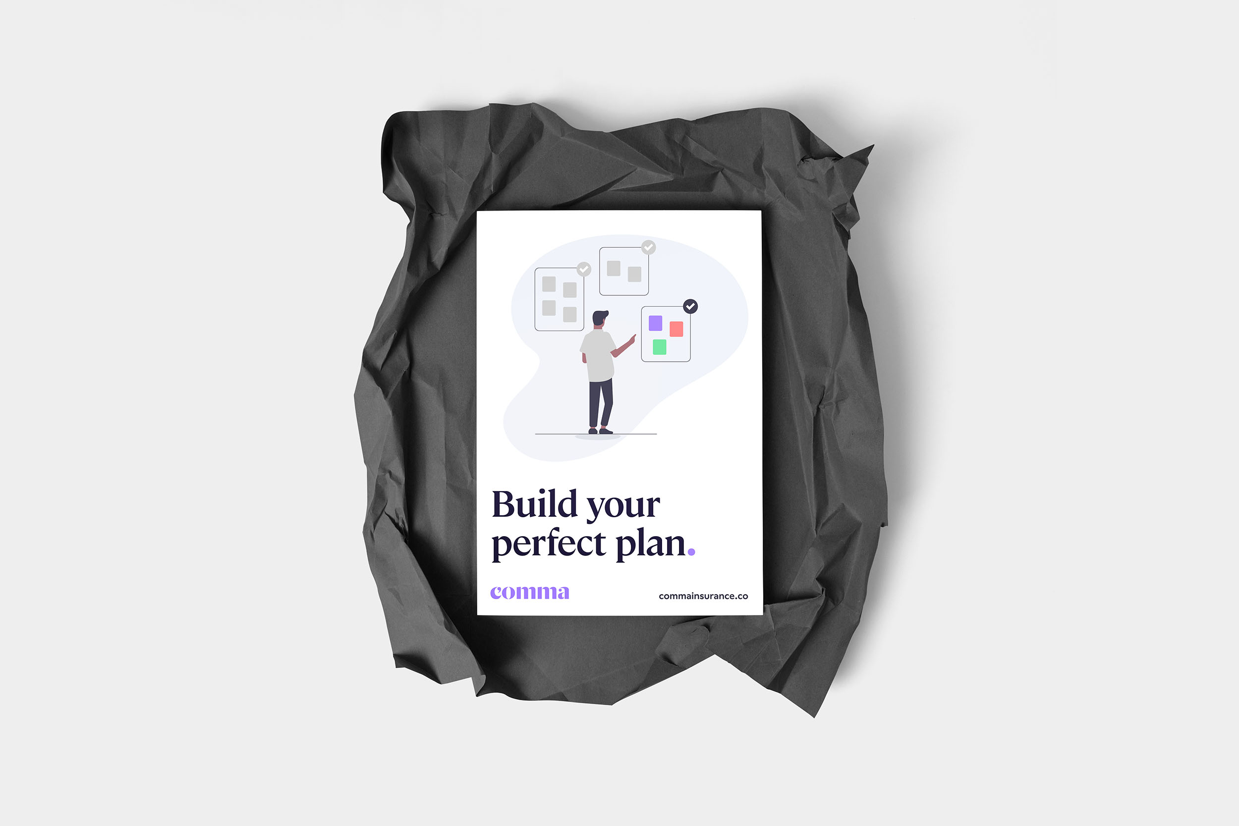 Build your perfect plan poster
