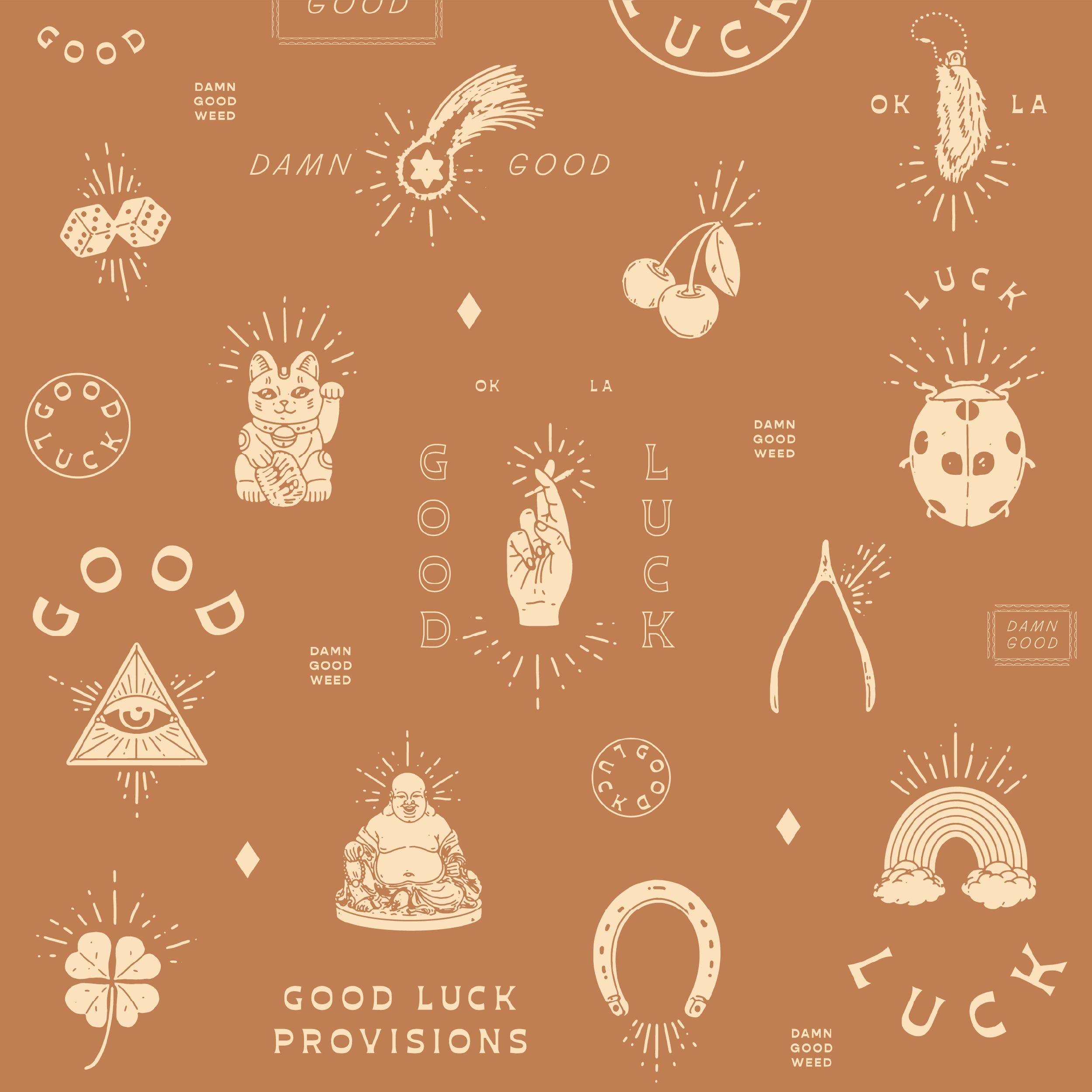 Good Luck Pattern 3
