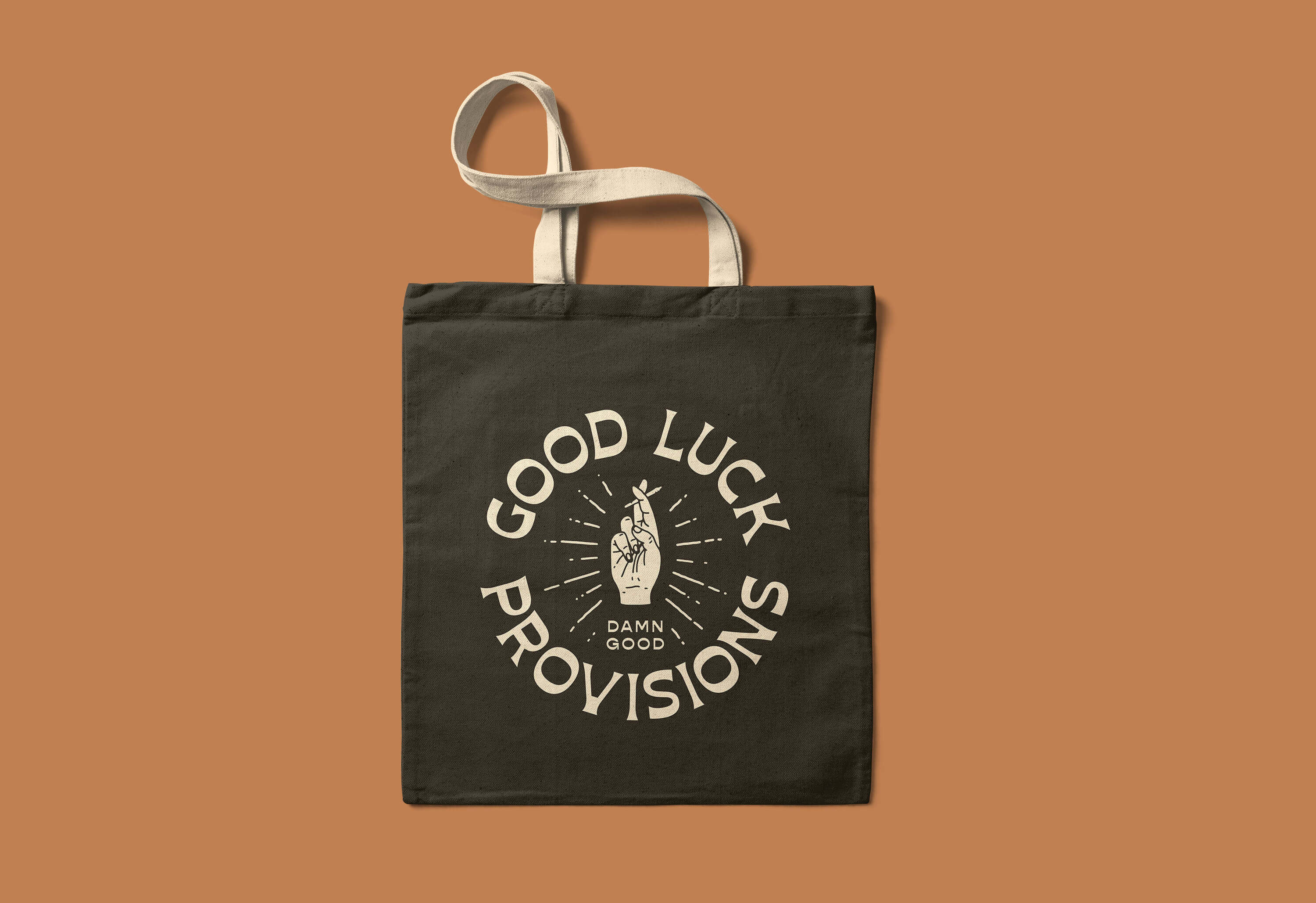 Tote Bag for Good Luck Provisions