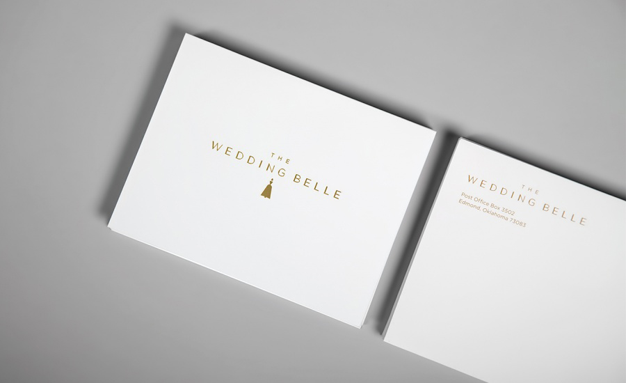Cards for the Wedding Belle