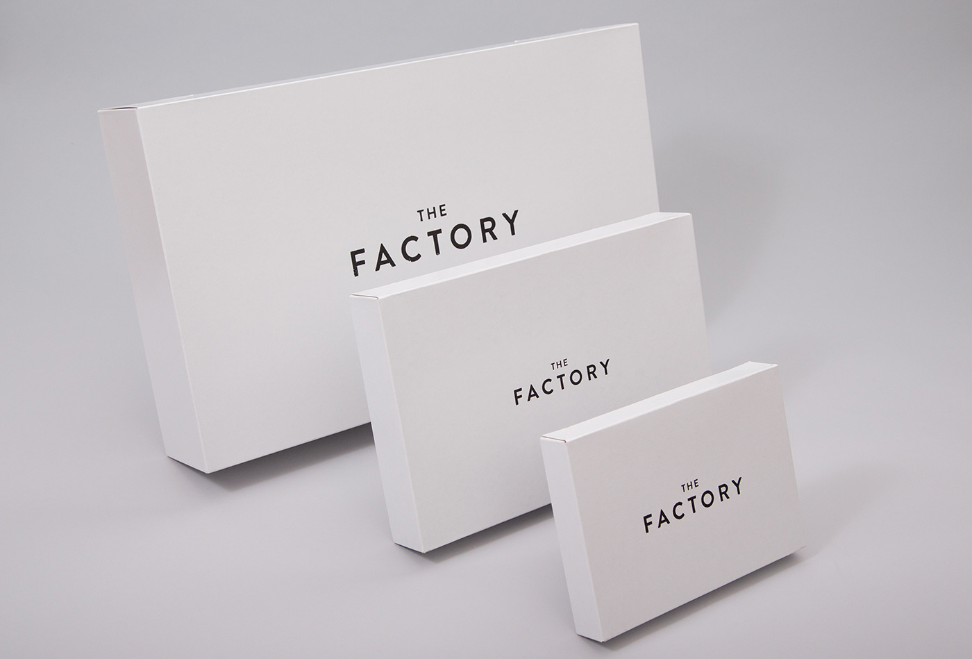 Clothing Gift Boxes for The Factory