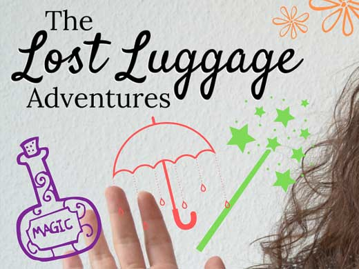 The Lost Luggage Adventures logo
