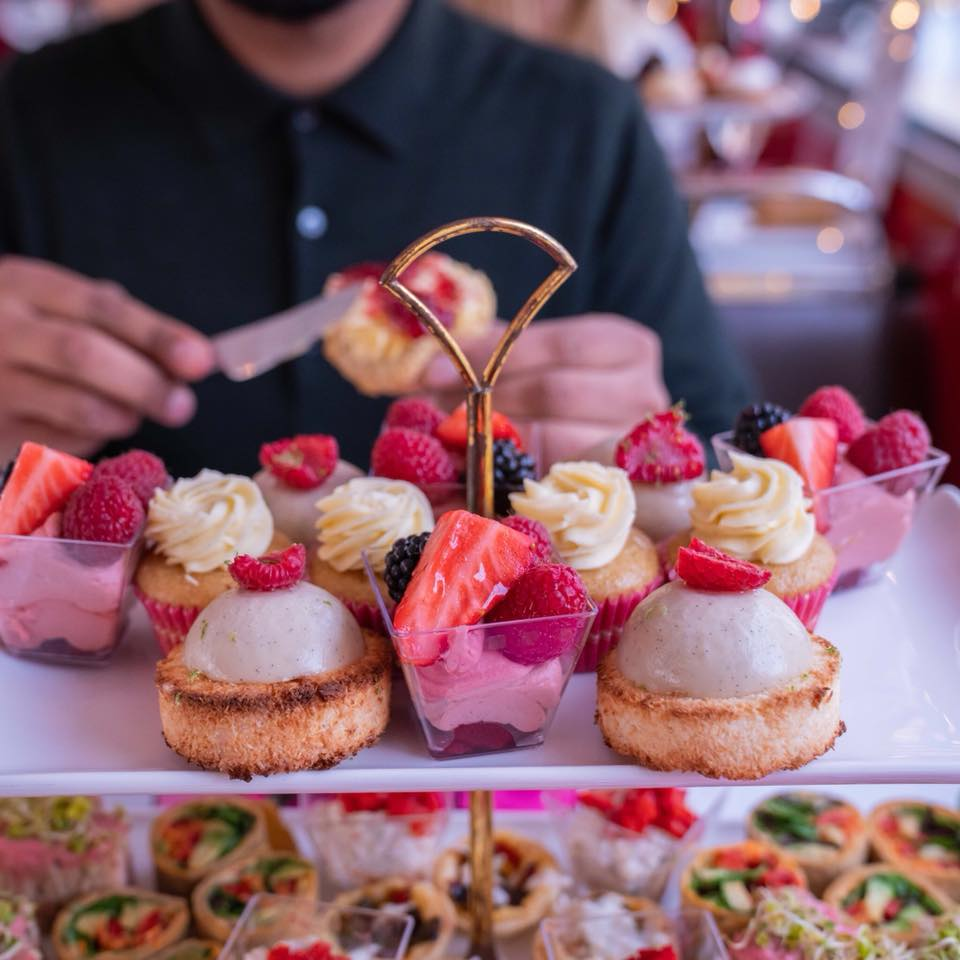 best vegan sweet treats in london