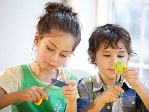 kids arts and crafts fun workshops in london