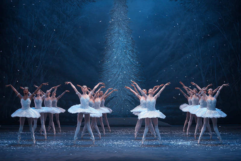 nutcracker christmas show tickets