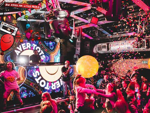 Big fun raves for little people!