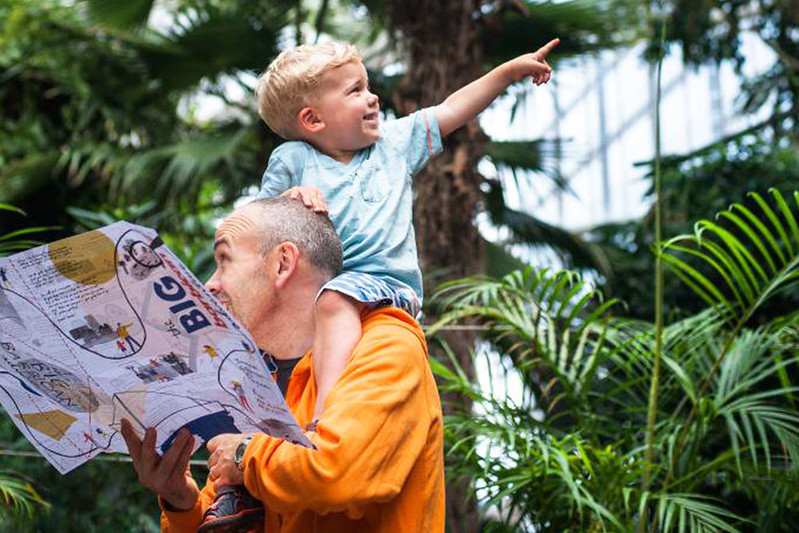 barbican adventure for kids indoor free